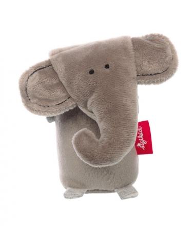 Sigikid squeaking stick elephant Urban Baby