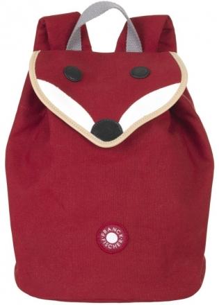 FRANCK & FISCHER backpack Hilda - red