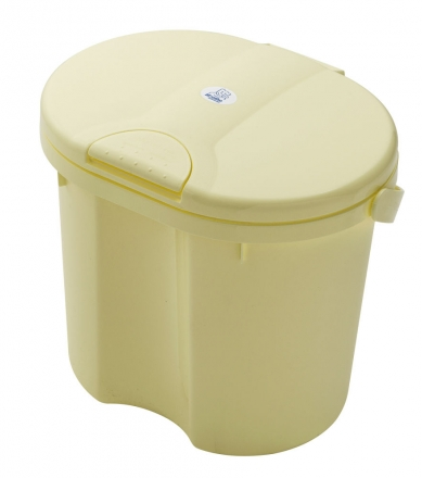 Rotho diaper bucket Top yellow delight