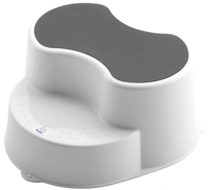 Rotho footstool Top white