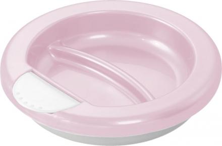 Rotho Warming plate tender rosé