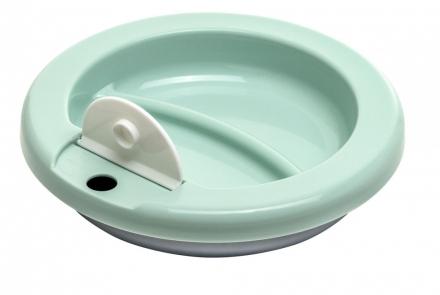 Rotho Warming plate swedish green
