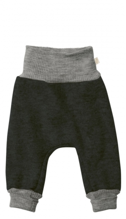 Disana bio merino lamb wool bloomers 62/68 anthrazit