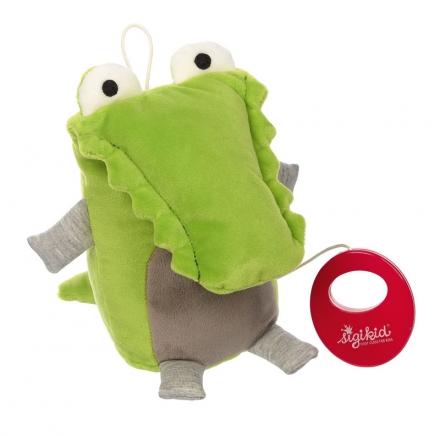 Sigikid Musical toy crocodile Urban Baby