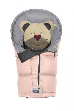 Odenwälder sleeping bag Mucki L Classic coll. 19/20 puder
