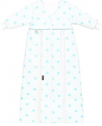 Odenwälder Thinsulate sleeping bag prima klima coll. 19/20 110-130cm stars soft mint
