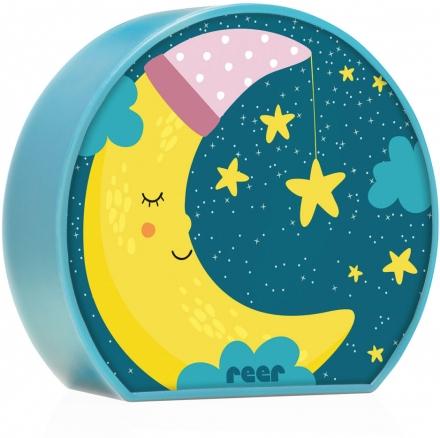 REER Night Light MyBabyLight Moon