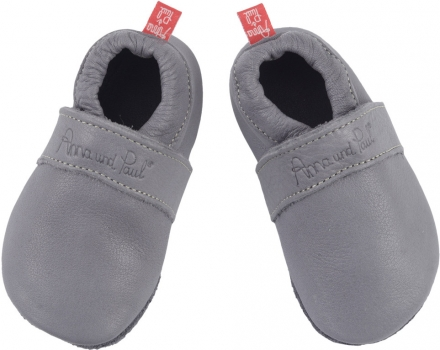 Anna and Paul leather toddler shoe Ecopell elephant with leather sole size M-20/21