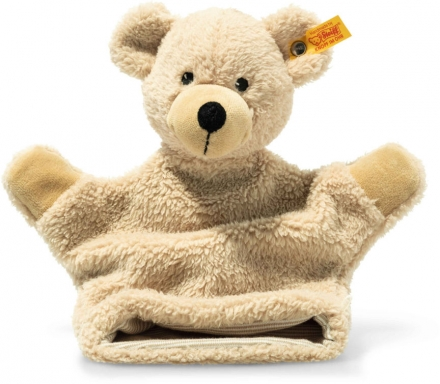 Steiff Hand Puppet Fynn 24cm beige