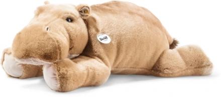 Steiff Hippo Mocky 80cm grey brown