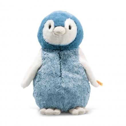 Steiff Penguin Paule 30cm blue/white
