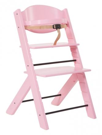 Treppy 1010 pink highchair