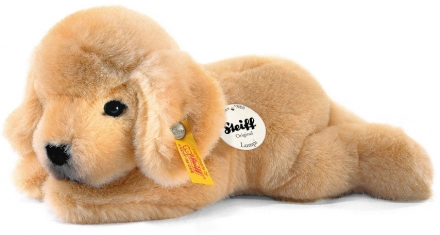 Steiff 280160 Golden Retriever puppy Lumpi 22cm