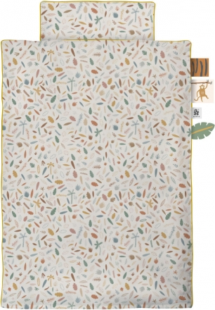 Sebra Jersey bed linen - junior Germany - 100x135cm wildlife