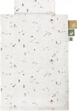 Sebra Jersey bed linen - junior Germany - 100x135cm garden