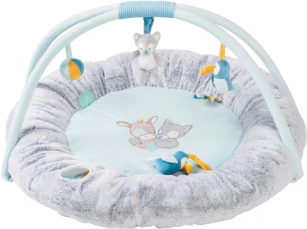 Nattou Tim&Tiloo Padded playmat with play bow