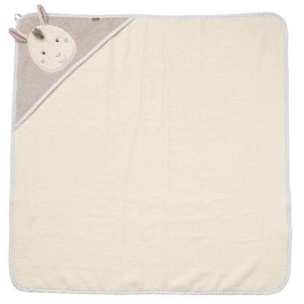 Fehn 58208 hoody towel Lama