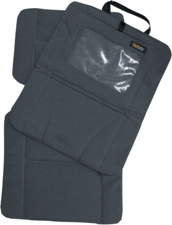 HTS BeSafe Tablet and seat cover anthracite