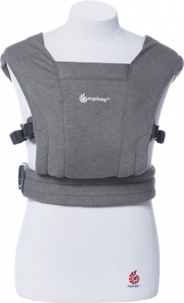 Ergobaby Embrace baby carrier Heather Grey