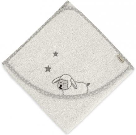 Sterntaler Hooded bath towel Stanley 100x100