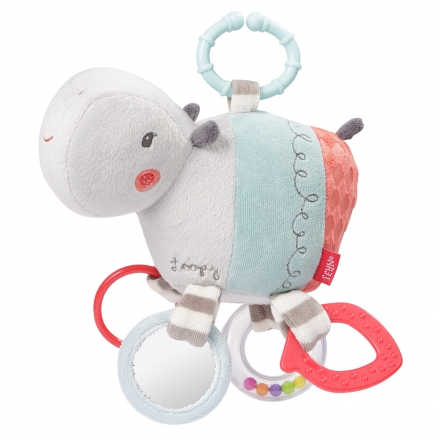 Fehn 059052 Activity hippo with ring