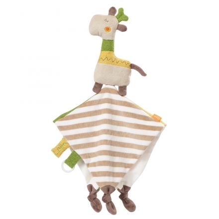 Fehn 059106 comforter deluxe giraffe