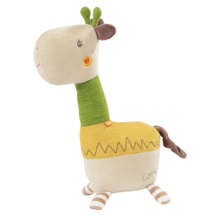 Fehn 059205 cuddly toy giraffe XL