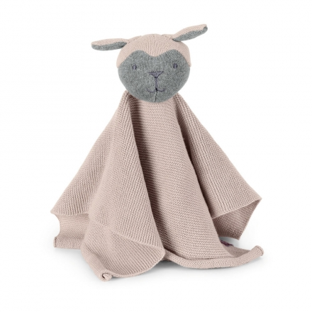 Sterntaler knitwear cuddle cloth small sheep pink