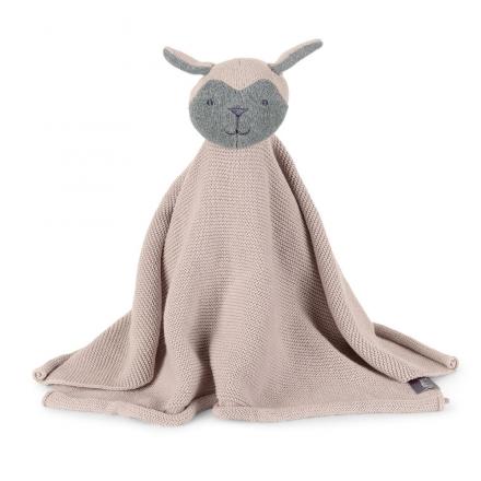 Sterntaler knitwear cuddle cloth medium sheep pink
