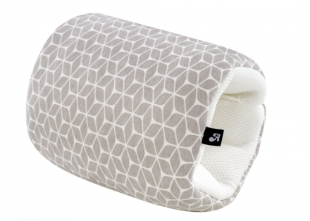 Alvi Nursing pillow to go Graphic taupe