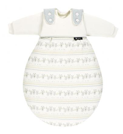 Alvi Baby-Mäxchen® 3 pcs. 74/80 Tipi Bear