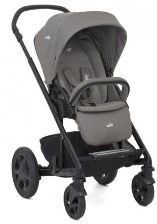 Joie Chrome DLX Combi-stroller Set Foggy Gray