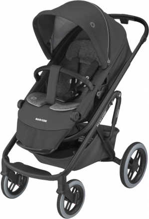 Maxi Cosi Premium Lila XP Stroller Essential Black