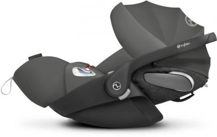 Cybex Platinum Cloud Z i-Size incl. SensorSafe Deep Black