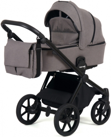 Knorr Life+ 2.0 pram and pushchair taupe