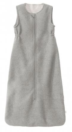 Disana Boiled wool sleeping bag 60 cm grey