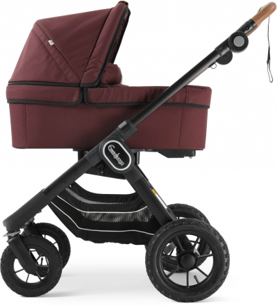 Emmaljunga NXT90F Outdoor Savannah Eco inclusive carrycot