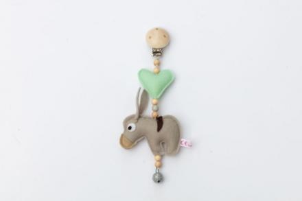 Deine Sommerliebe Clip donkey mint