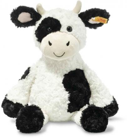 Steiff Cow Cobb 45cm black/white