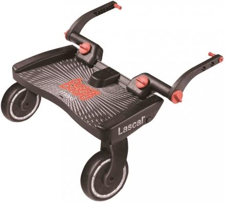 BuggyBoard Maxi black