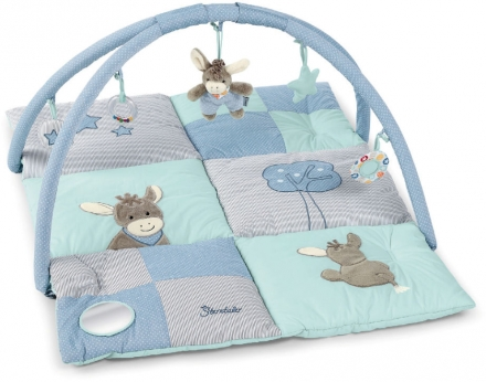Sterntaler Play bow with blanket Emmi