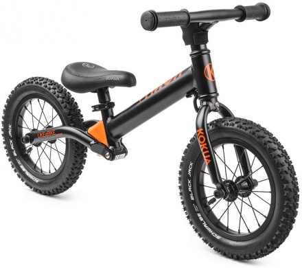Kokua LIKEaBIKE Jumper black balance bike Special Edition