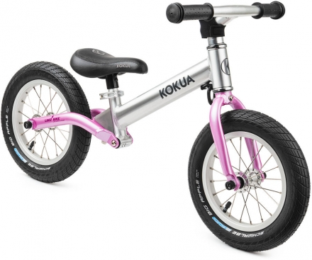 Kokua LIKEaBIKE Jumper light pink balance bike