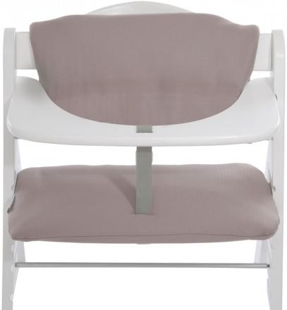 Hauck Highchairpad Deluxe stretch beige