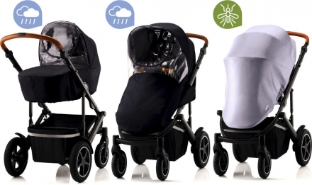 Britax Römer SMILE III Weather protection set