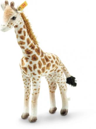 Steiff Massai Giraffe Magda 26cm dotted
