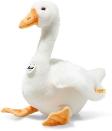 Steiff Geese Fritzi 27cm white