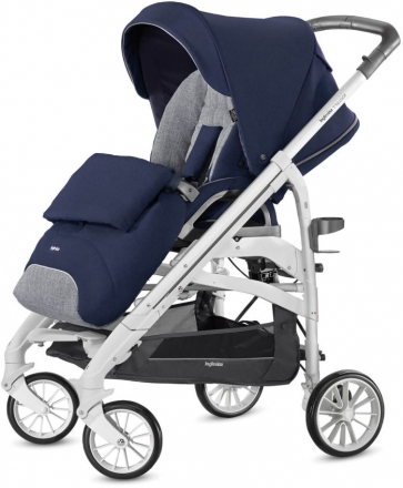 Inglesina AG37M3SLB Buggy Trilogy Sailor Blue Chassis silverwhite