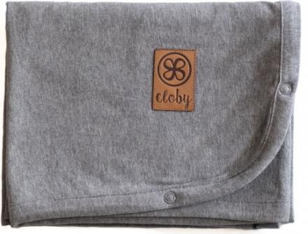 Cloby Multifunctional UV blanket grey