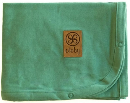 Cloby Multifunctional UV blanket ocean green